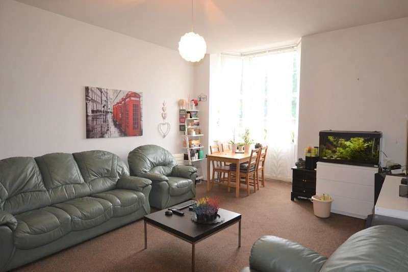 2 Bedrooms Apartment Flat for sale in Fosse Road North, Leicester, Leicestershire, LE3 5EQ
