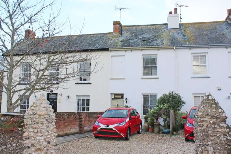 3 Bedrooms Property for sale in Albert Terrace, Salcombe Road, Sidmouth, EX10