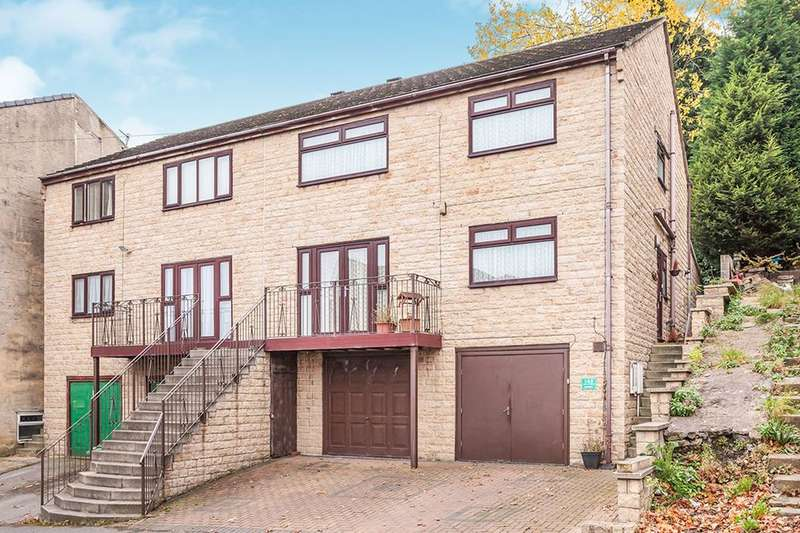 4 Bedrooms Semi Detached House for sale in Taylor Street, Batley, WF17