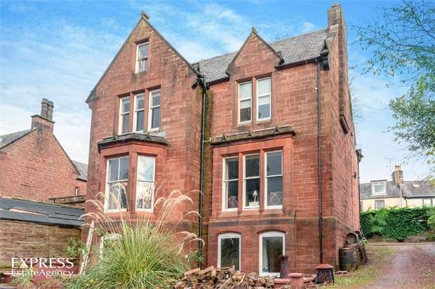5 Bedrooms Detached House for sale in Nithbank, Dumfries