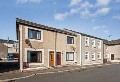 3 Bedrooms Terraced House for sale in Bradan Road, Troon
