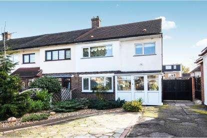 3 Bedrooms End Of Terrace House for sale in Rainham, Essex, United Kingdom