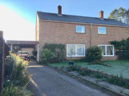 3 Bedrooms Semi Detached House for sale in The Grove, Houghton Conquest, Beds, Bedfordshire