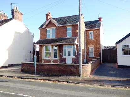 4 Bedrooms Detached House for sale in Garton End Road, Dogsthorpe, Peterborough, Cambridgeshire