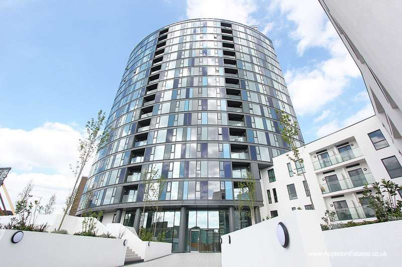 2 Bedrooms Apartment Flat for sale in The Island, Croydon