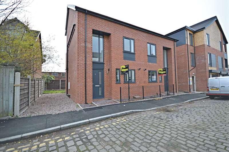 3 Bedrooms Semi Detached House for sale in Grosvenor Street, Hazel Grove