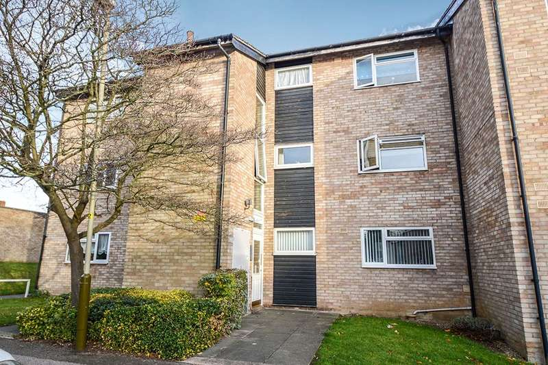2 Bedrooms Flat for sale in Hotoft Road, Leicester, LE5