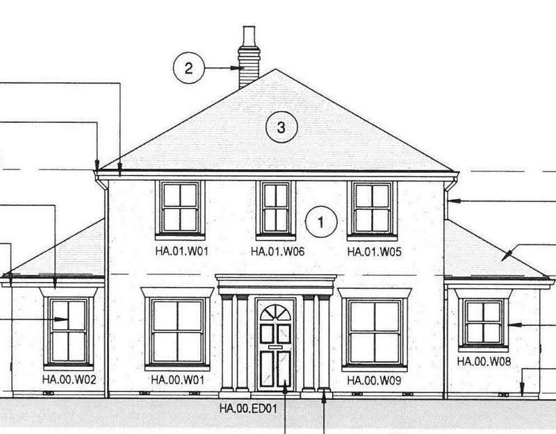 3 Bedrooms Detached House for sale in Plot 46, Type G, Brades Meadow, Mortimer Road, Montgomery, SY15 6UP