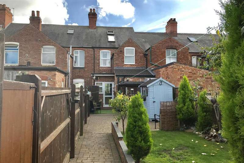 4 Bedrooms Terraced House for sale in Thorpe Road, Melton Mowbray