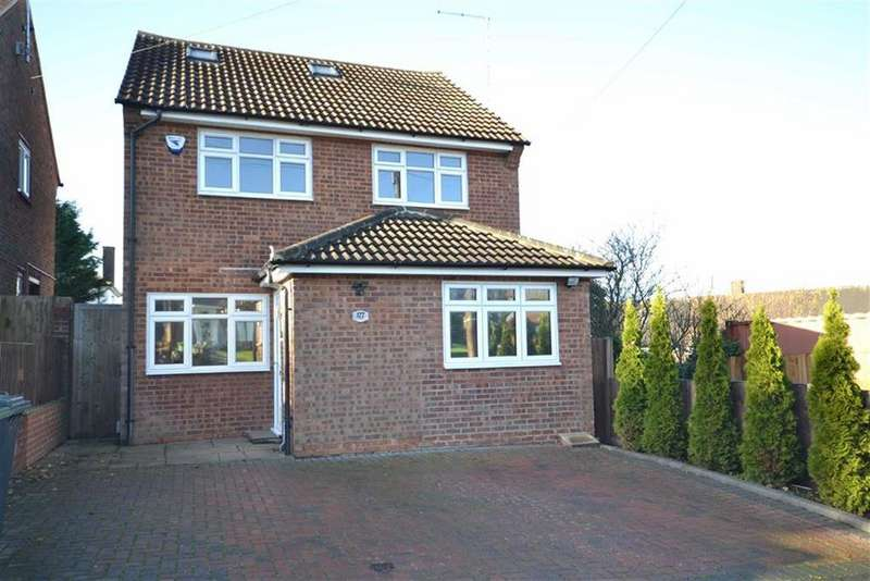 4 Bedrooms Detached House for sale in Stanborough Avenue, Borehamwood, Hertfordshire