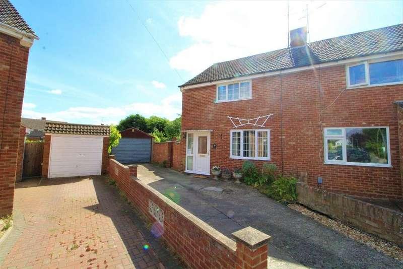 4 Bedrooms Semi Detached House for sale in Hinton Close, Leighton Buzzard, LU7