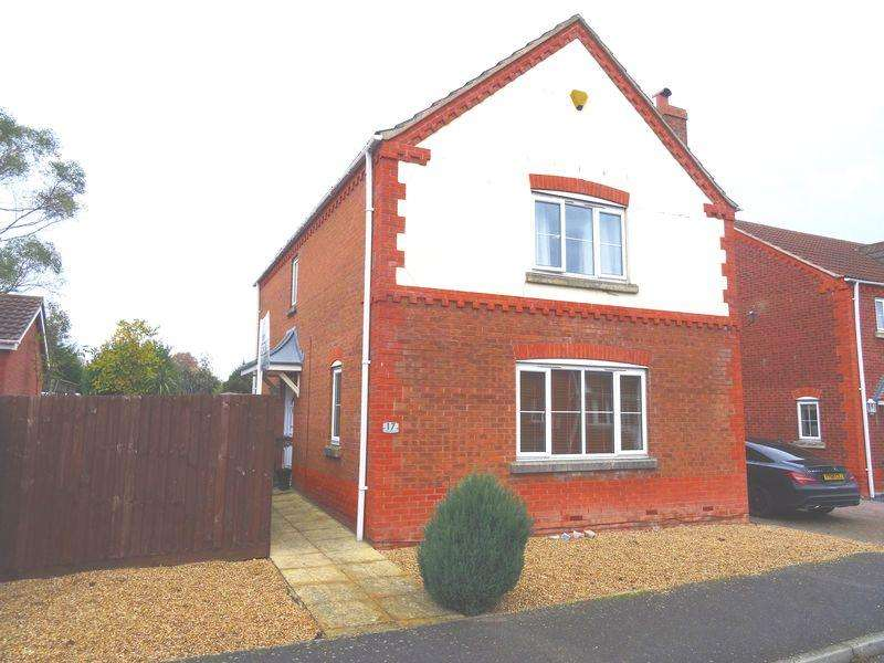 3 Bedrooms Detached House for sale in Riverside Park, Spalding