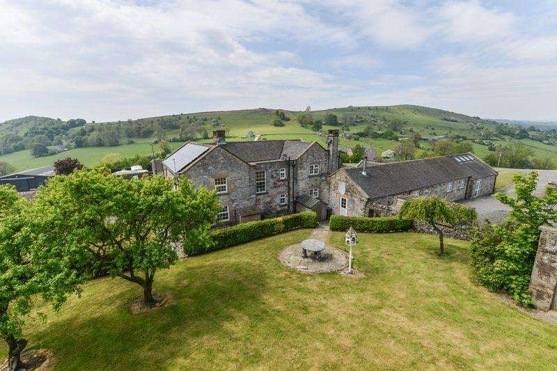5 Bedrooms Farm House Character Property for sale in Alstonefield, Ashbourne