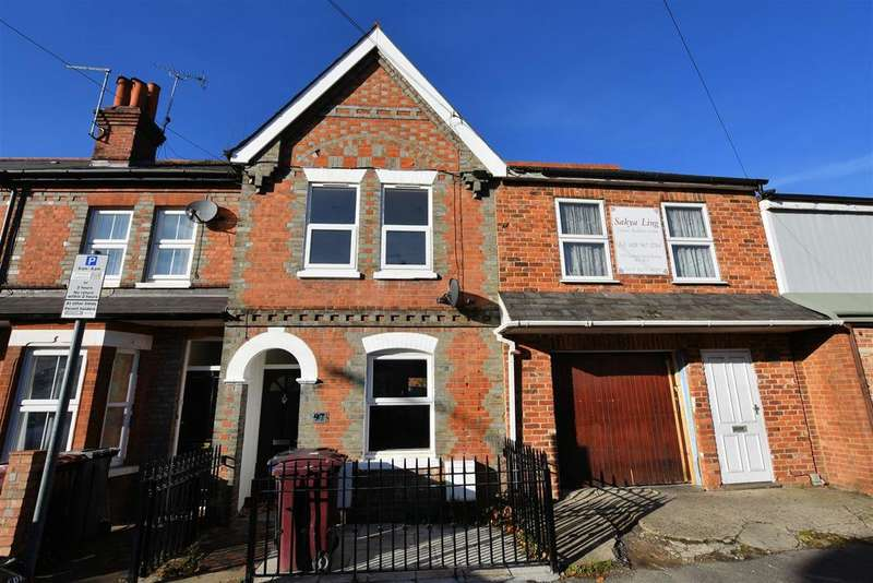 2 Bedrooms Terraced House for sale in Swansea Road, Reading