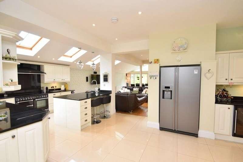 5 Bedrooms Semi Detached House for sale in Westerfield Road, Ipswich, IP4 2XN