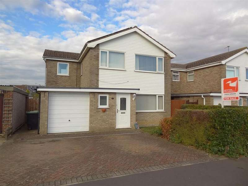 4 Bedrooms Detached House for sale in Moor Park, Ruskington, Sleaford