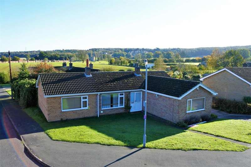 4 Bedrooms Detached Bungalow for sale in Parklands Drive, Harlaxton, Grantham
