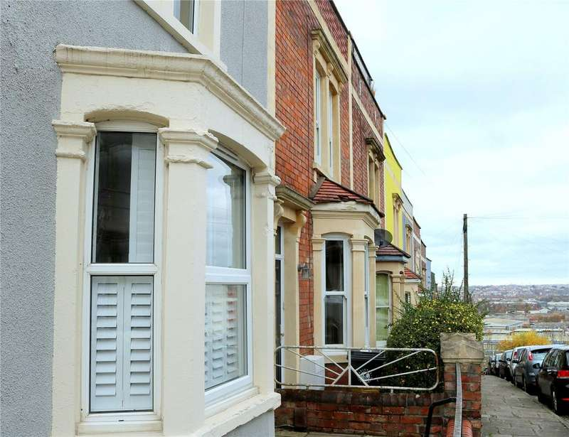 3 Bedrooms End Of Terrace House for sale in Balmain Street, Totterdown, Bristol, BS4