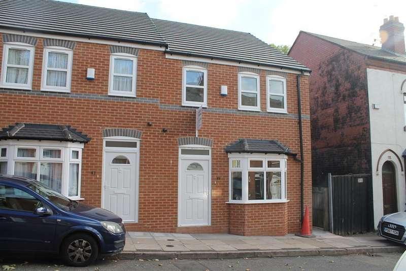 3 Bedrooms Semi Detached House for sale in Green Lane, Winson Green, Birmingham, B21