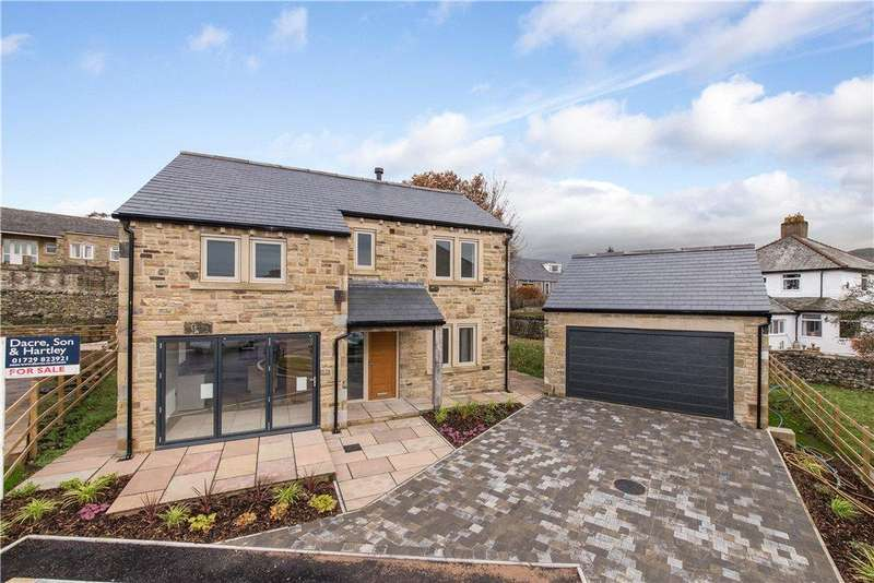 4 Bedrooms Detached House for sale in Hunters View, Raines Road, Giggleswick, North Yorkshire