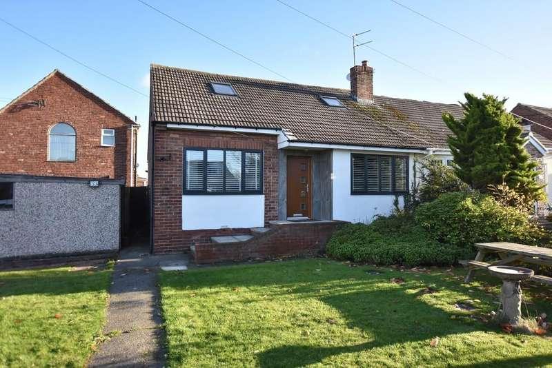 2 Bedrooms Semi Detached House for sale in Ravensbourne Avenue, East Boldon