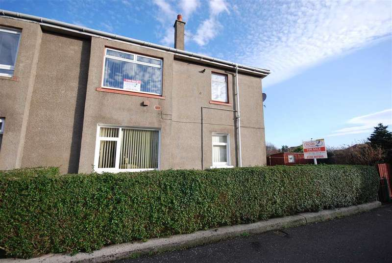 2 Bedrooms Apartment Flat for sale in Barrie Terrace, Ardrossan