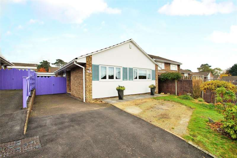 2 Bedrooms Detached Bungalow for sale in Birkbeck Place, Owlsmoor, Sandhurst, Berkshire, GU47