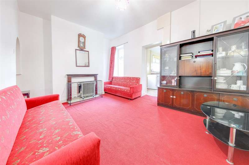 2 Bedrooms End Of Terrace House for sale in Rifle Street, Haslingden, Rossendale
