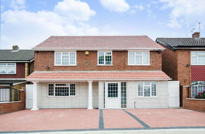 5 Bedrooms Detached House for sale in Doncaster Drive, Northolt, UB5