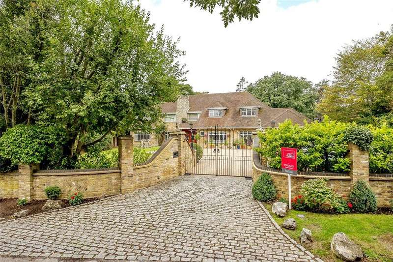 6 Bedrooms Detached House for sale in St. Leonards Hill, Windsor, Berkshire