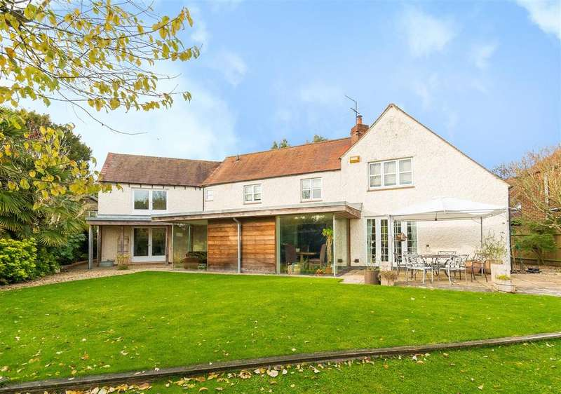 5 Bedrooms Country House Character Property for sale in Manor Road, Fringford, Bicester