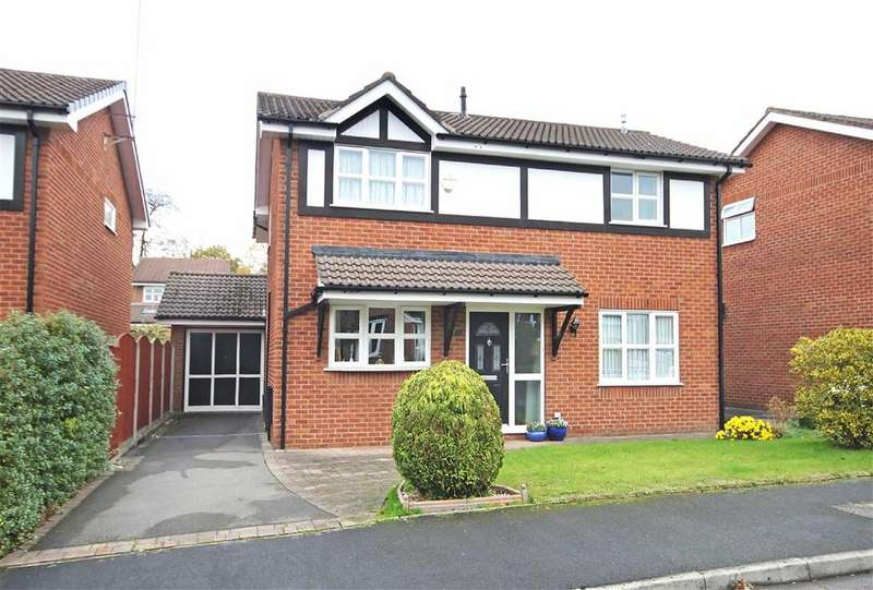 4 Bedrooms Detached House for sale in Medway Crescent, Altrincham, Cheshire