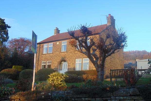 4 Bedrooms Detached House for sale in Old Hackney Lane, Hackney, Matlock, DE4