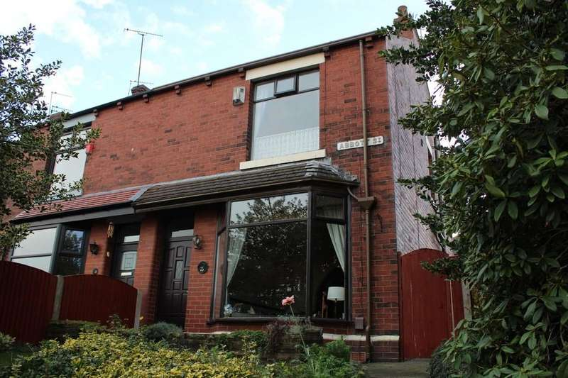4 Bedrooms Semi Detached House for sale in Abbott Street, Rochdale, Greater Manchester
