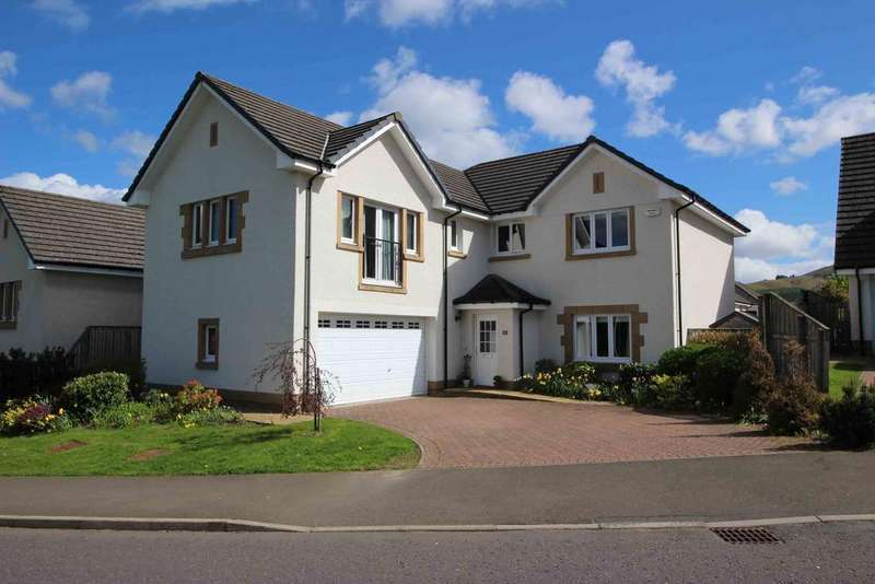 5 Bedrooms Detached House for sale in Jubilee Park, Peeles EH45