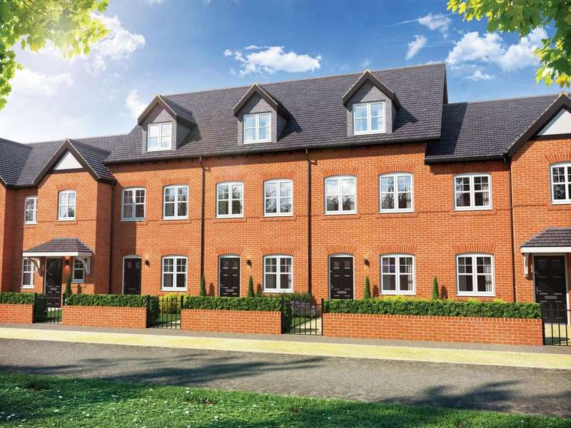 3 Bedrooms Town House for sale in Egerton Park, Norman Road, Altrincham