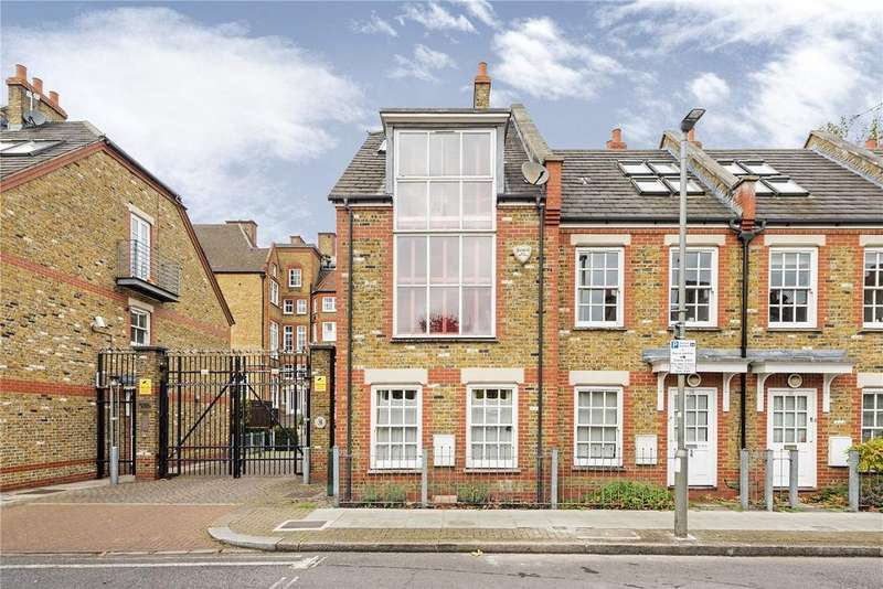 3 Bedrooms End Of Terrace House for sale in Burns Road, Battersea, London, SW11