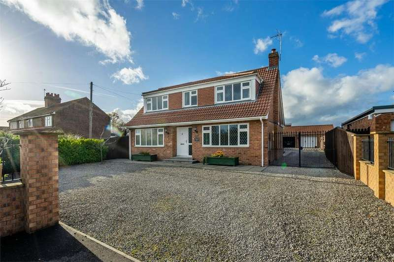 4 Bedrooms Detached House for sale in Cherry Tree Lodge, Strensall Road, Huntington, York