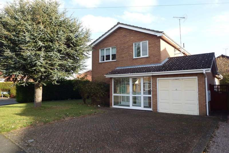 3 Bedrooms Detached House for sale in Netherfield, Holbeach, PE12