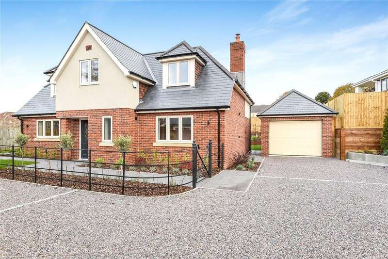 3 Bedrooms House for sale in Broad View Lane, Winchester, Hampshire, SO22