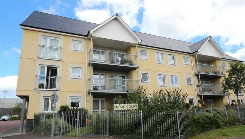 1 Bedroom Apartment Flat for sale in Brook Court, Savages Wood Road, Bristol, BS32