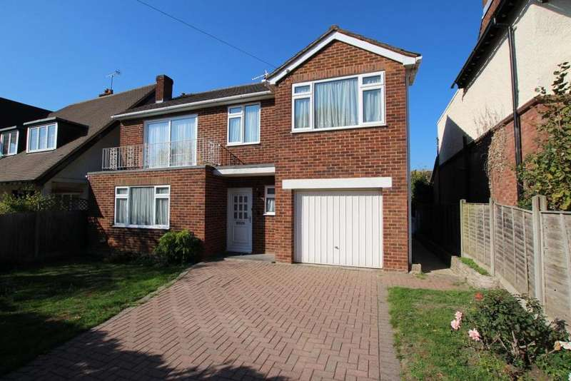 4 Bedrooms Detached House for sale in Park Road, Wokingham, RG40