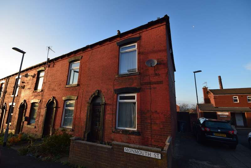 2 Bedrooms Property for sale in Monmouth Street, Oldham OL9