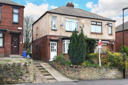 2 Bedrooms Semi Detached House for sale in Osgathorpe Road, Sheffield, South Yorkshire