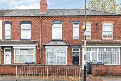 3 Bedrooms Terraced House for sale in Green Lane, Small Heath, Birmingham, West Midlands
