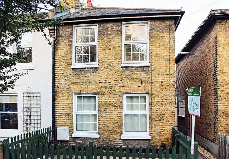 2 Bedrooms End Of Terrace House for sale in Couthurst Road, London, London, SE3 8TW