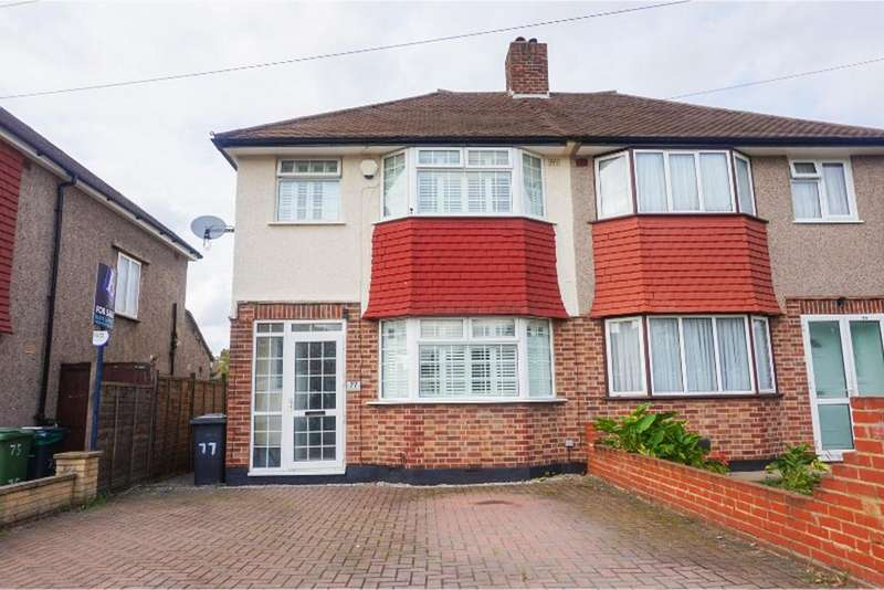 3 Bedrooms End Of Terrace House for sale in Brockman Rise, Bromley BR1