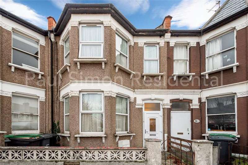 3 Bedrooms Terraced House for sale in Downhills Park Road, Turnpike Lane, London, N17