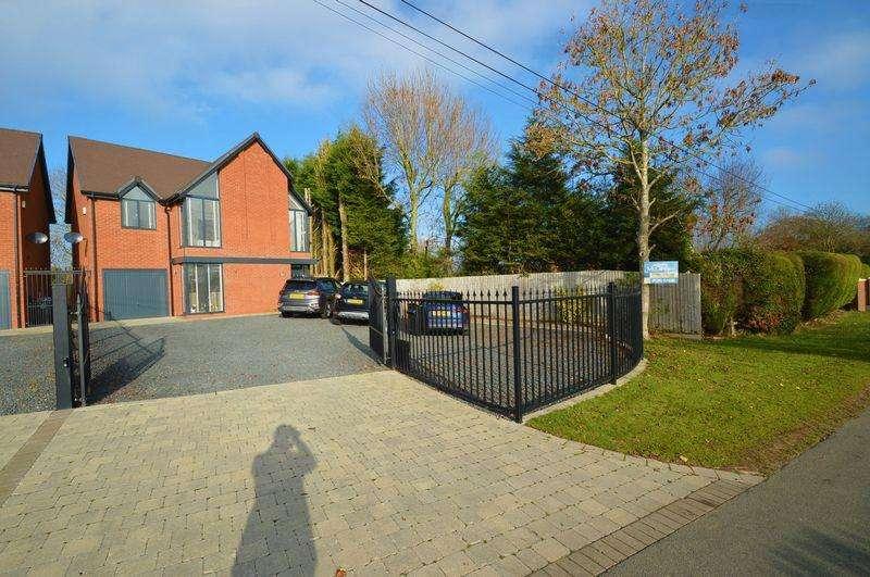 4 Bedrooms Detached House for sale in Haye Lane, Mappleborough Green
