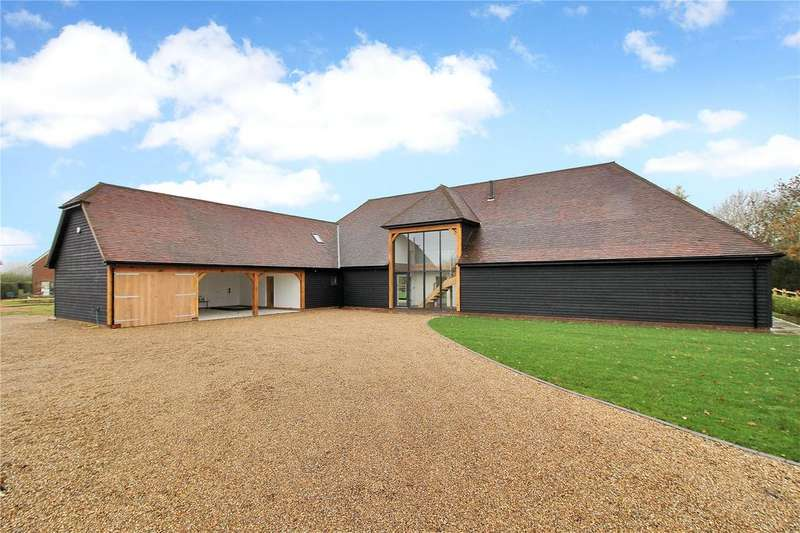 5 Bedrooms Detached House for sale in Freight Lane, Cranbrook, Kent, TN17